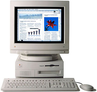 Images of Power Macintosh | 320x304
