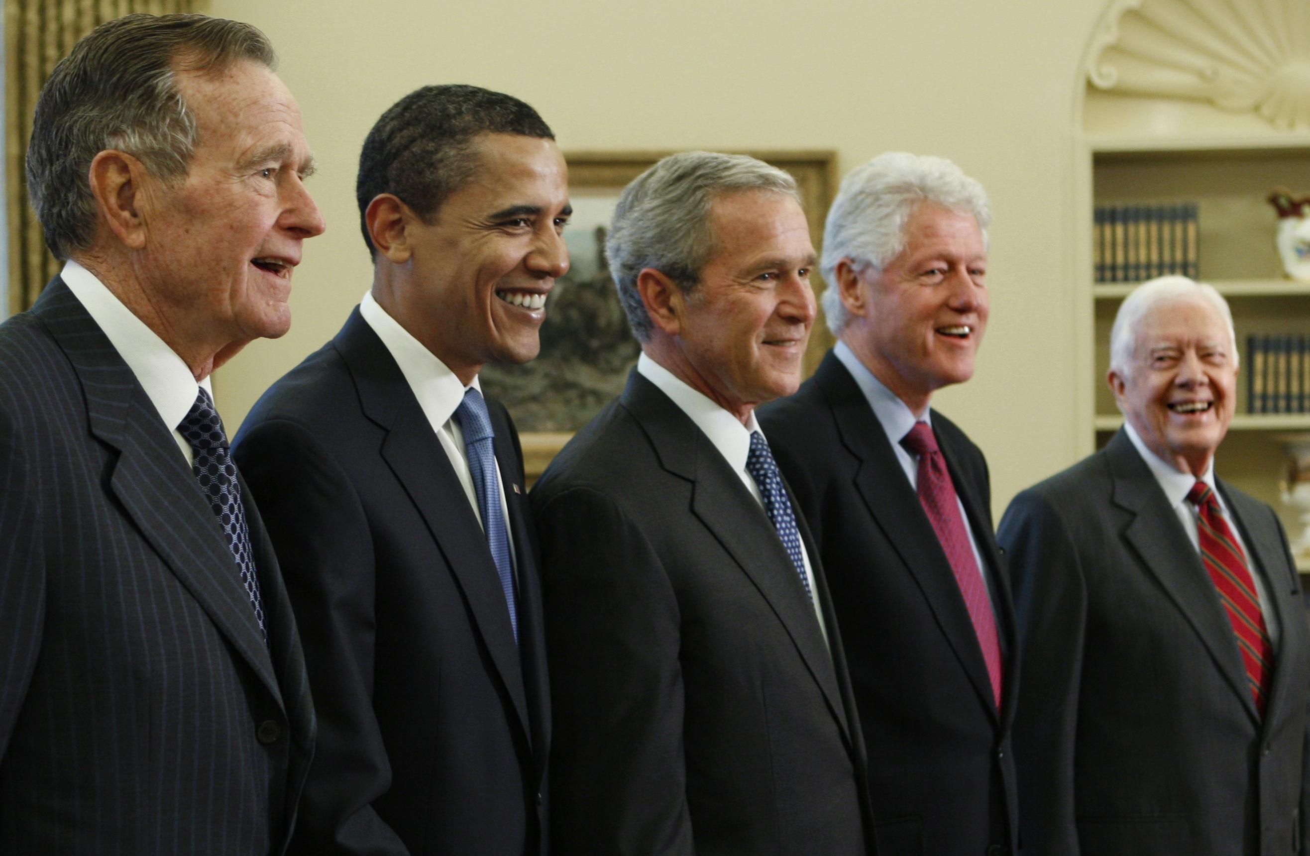 High Resolution Wallpaper | Presidents 2632x1720 px