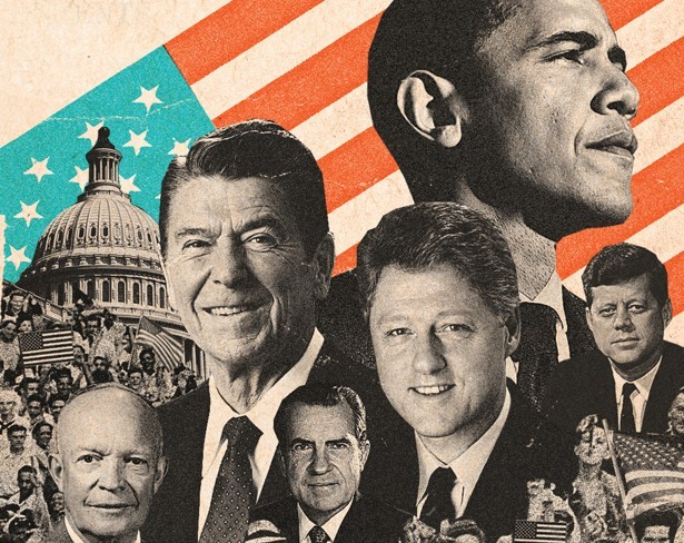 Presidents Pics, Artistic Collection