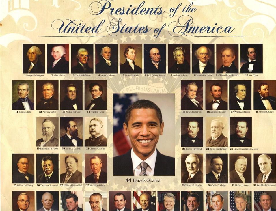 High Resolution Wallpaper | Presidents 956x731 px