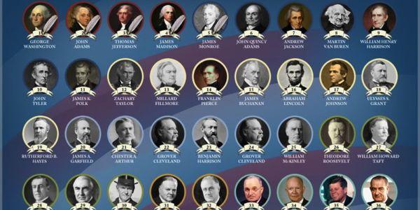 High Resolution Wallpaper | Presidents 600x300 px