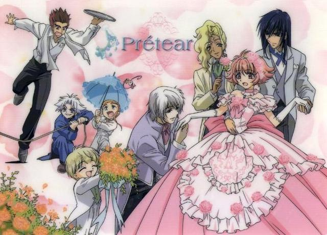 HD Quality Wallpaper | Collection: Anime, 640x460 Pretear