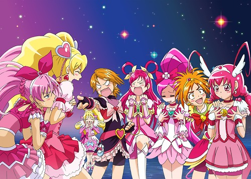 Amazing Pretty Cure! Pictures & Backgrounds