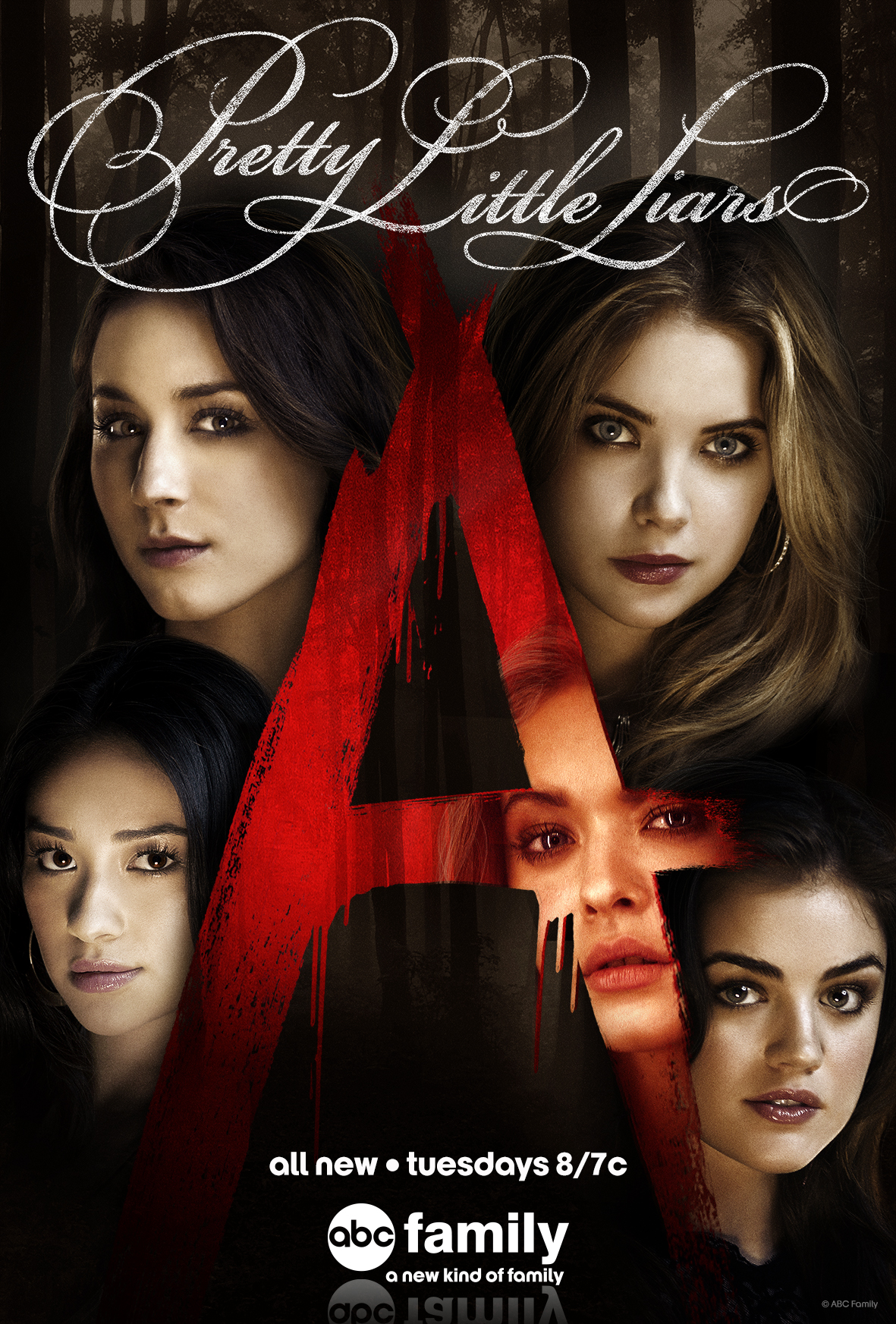 Most Viewed Pretty Little Liars Wallpapers 4k Wallpapers