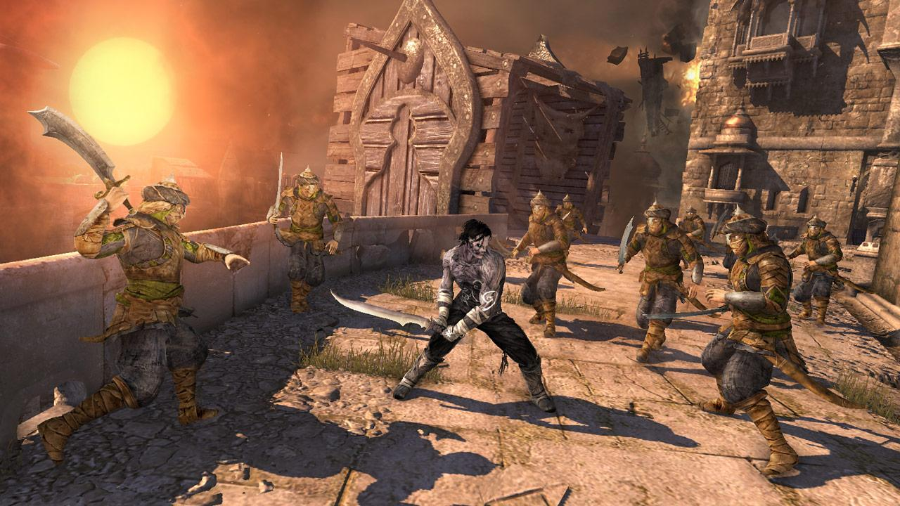 Prince Of Persia The Forgotten Sands Wallpapers Video Game Hq