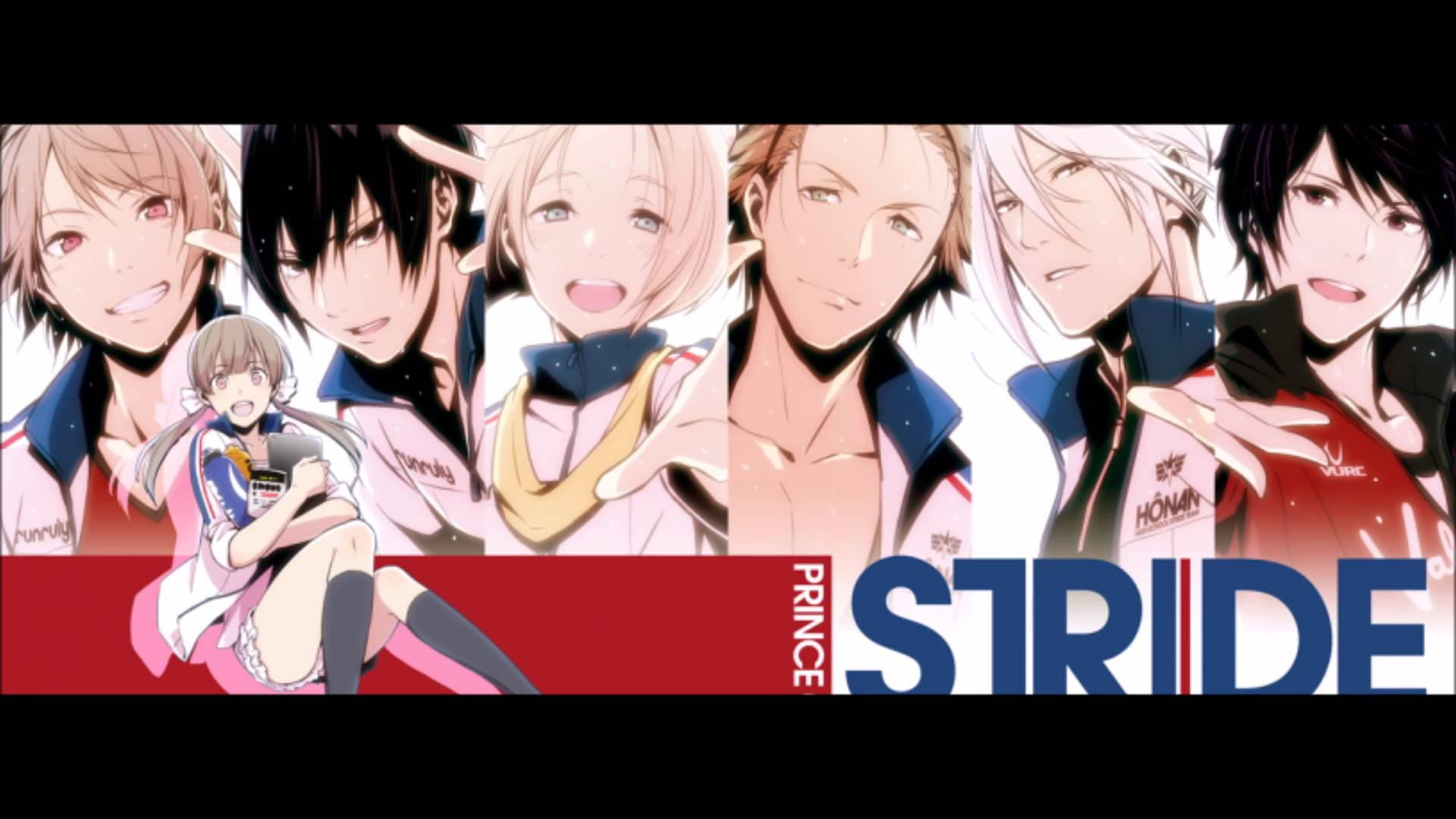 Nice Images Collection: Prince Of Stride Alternative Desktop Wallpapers
