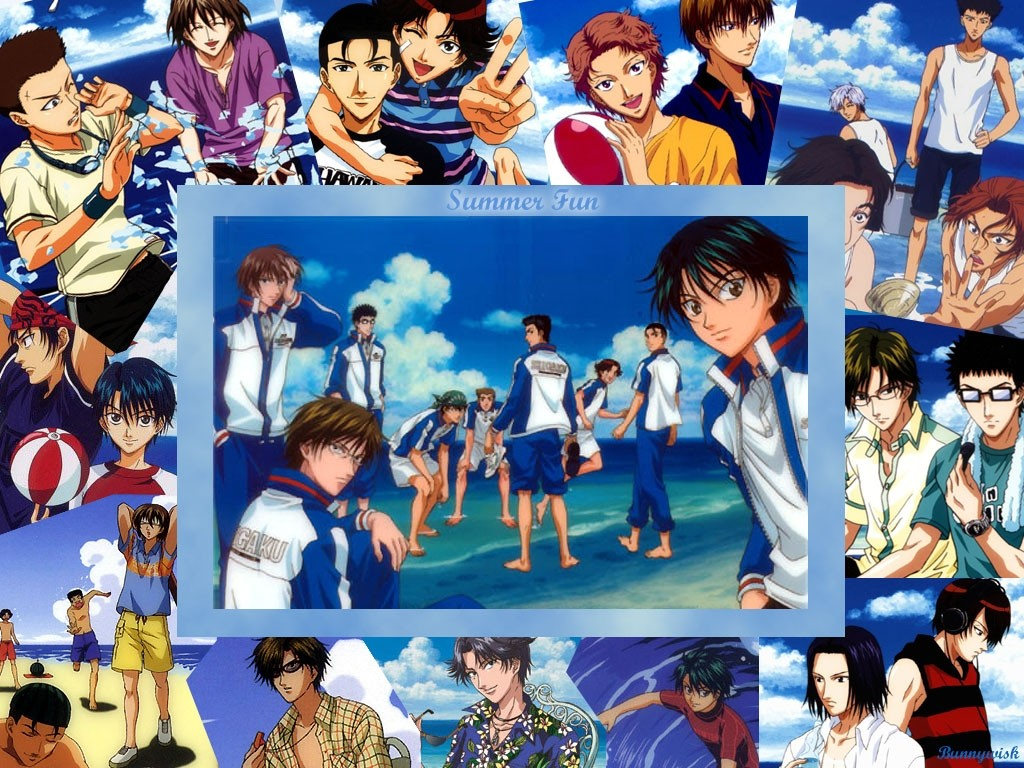 1024x768 > Prince Of Tennis Wallpapers