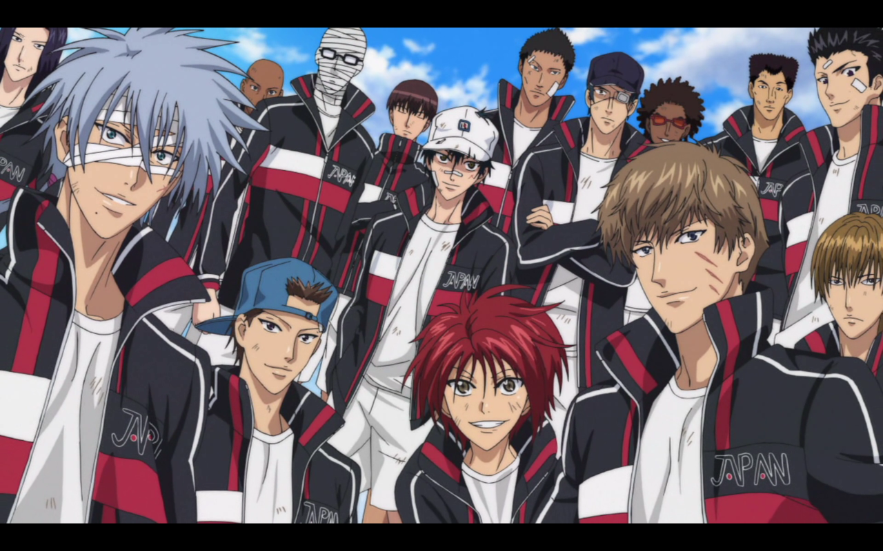 Nice wallpapers Prince Of Tennis 1280x800px