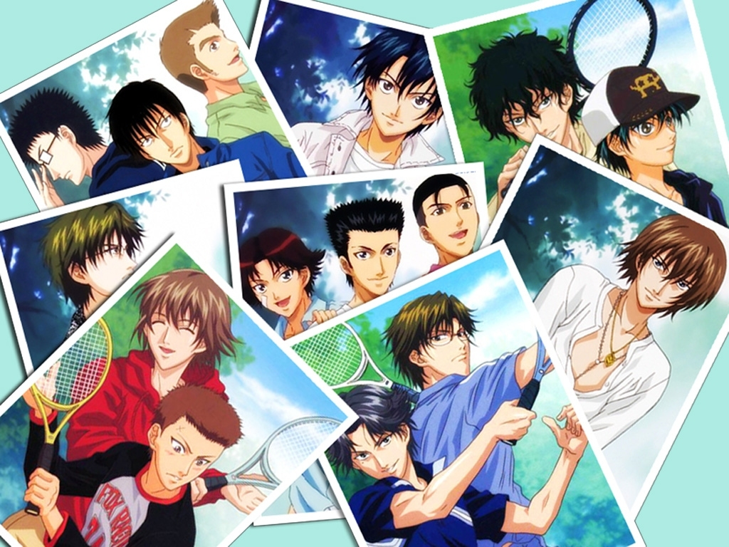 HD Quality Wallpaper | Collection: Anime, 1024x768 Prince Of Tennis