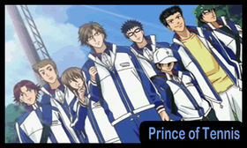 Prince Of Tennis Backgrounds on Wallpapers Vista