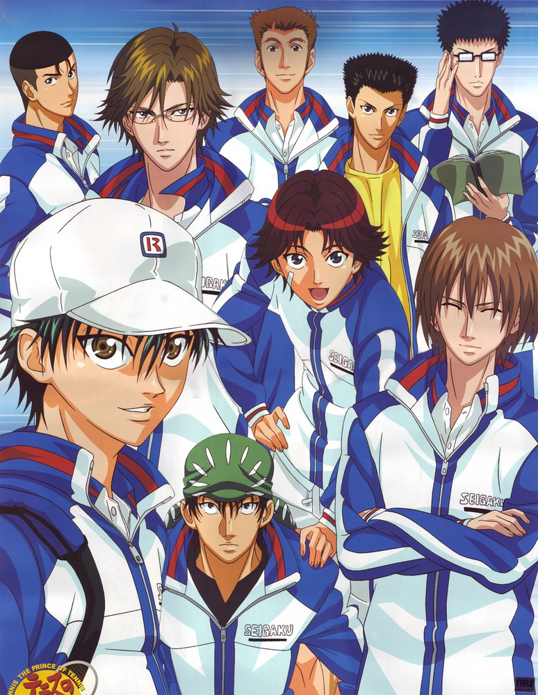 Nice wallpapers Prince Of Tennis 774x1000px
