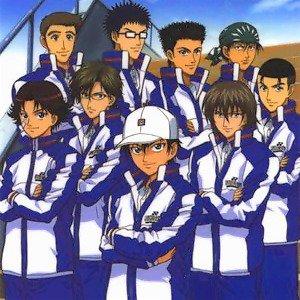 Prince Of Tennis Pics, Anime Collection