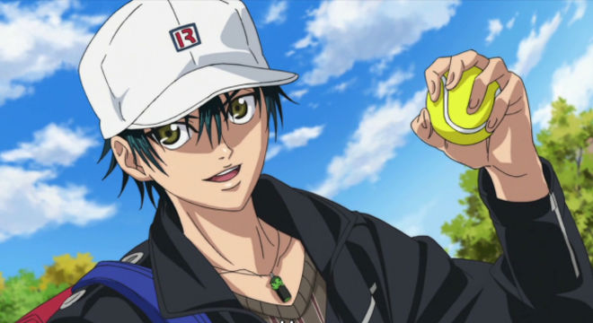 HD Quality Wallpaper | Collection: Anime, 660x360 Prince Of Tennis