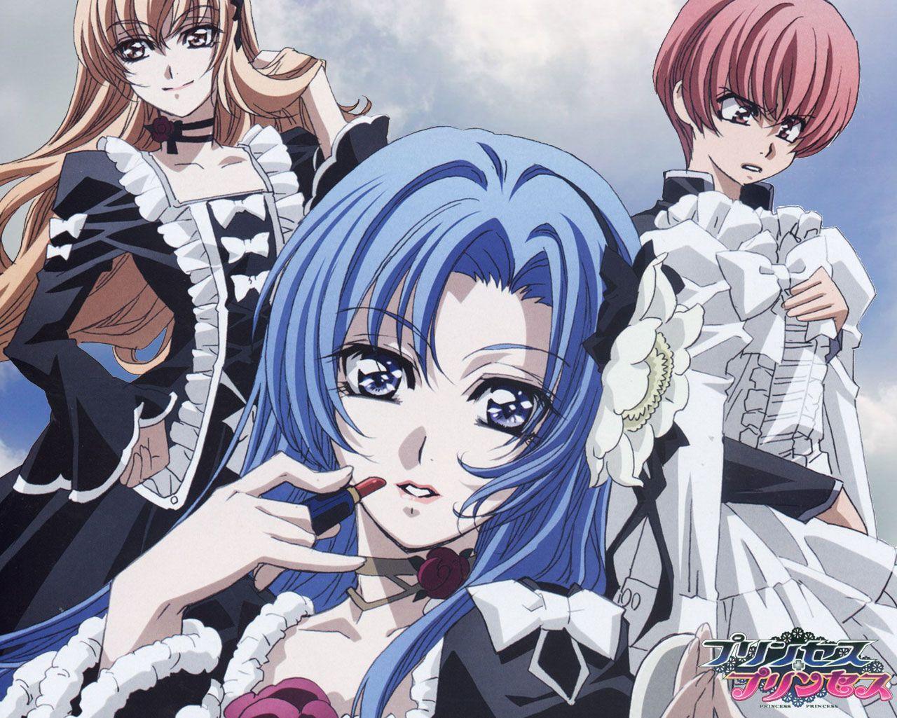 HD Quality Wallpaper | Collection: Anime, 1280x1025 Princess Princess