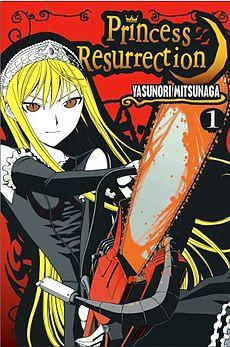 Princess Resurrection Pics, Anime Collection