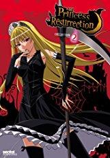 HD Quality Wallpaper | Collection: Anime, 161x230 Princess Resurrection