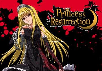 HQ Princess Resurrection Wallpapers | File 30.55Kb