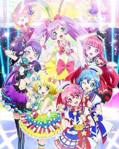 HD Quality Wallpaper | Collection: Anime, 400x500 PriPara