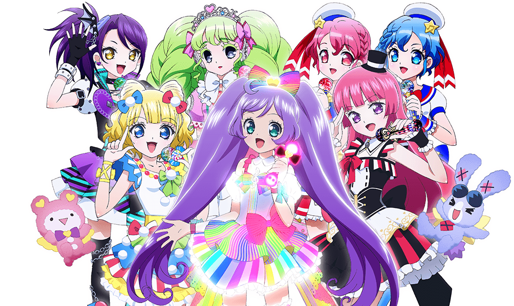 HD Quality Wallpaper | Collection: Anime, 1024x610 PriPara