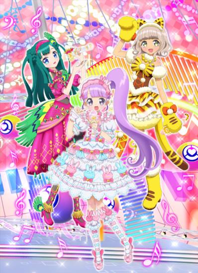 PriPara Pics, Anime Collection