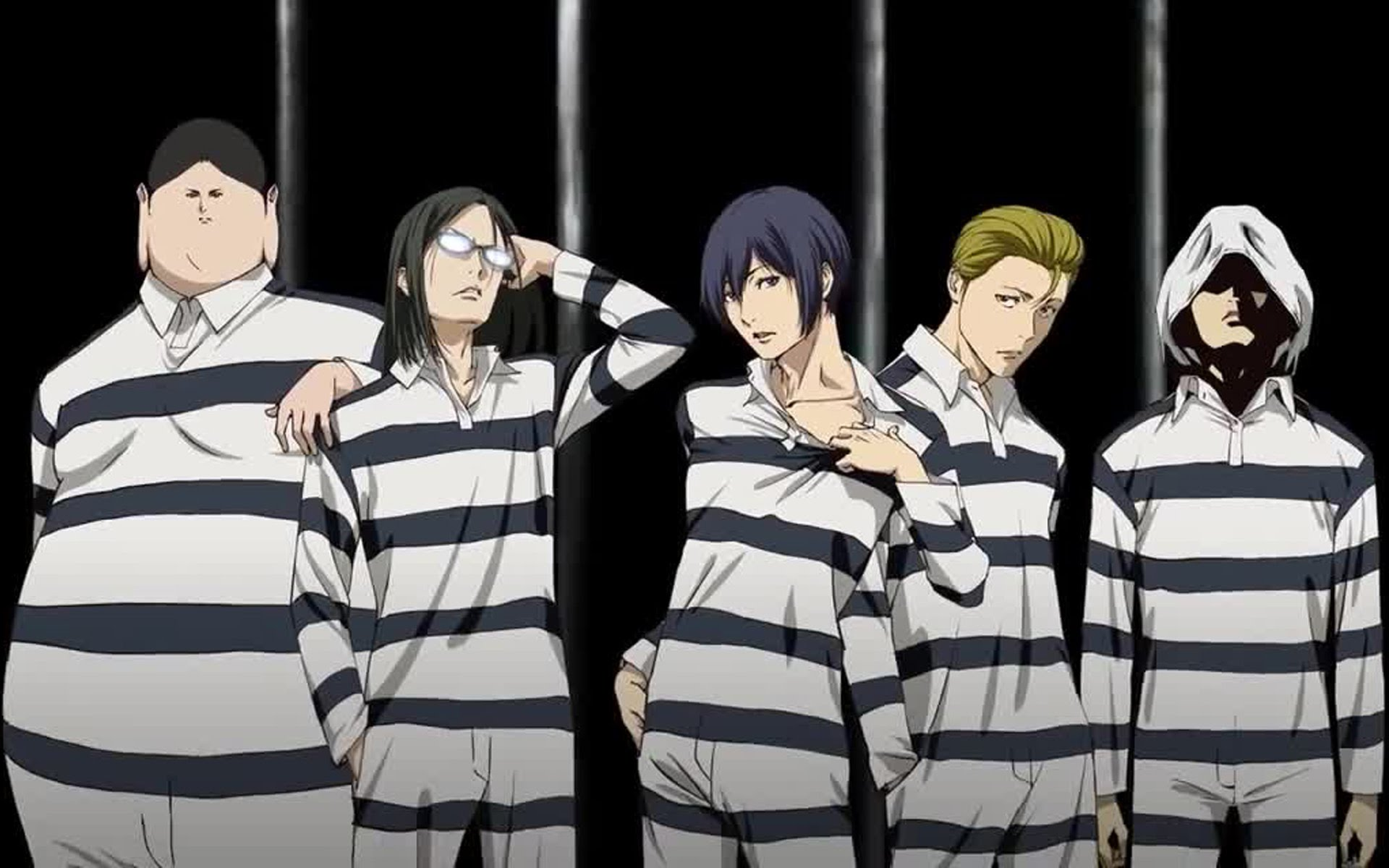 Prison School Wallpapers Anime Hq Prison School Pictures 4k