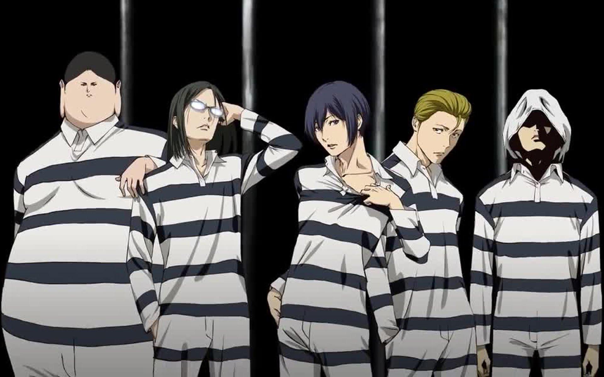 Images of Prison School | 1920x1200