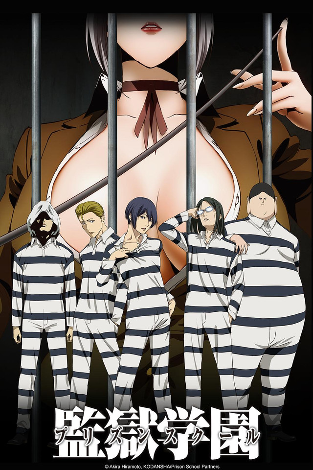 Amazing Prison School Pictures & Backgrounds