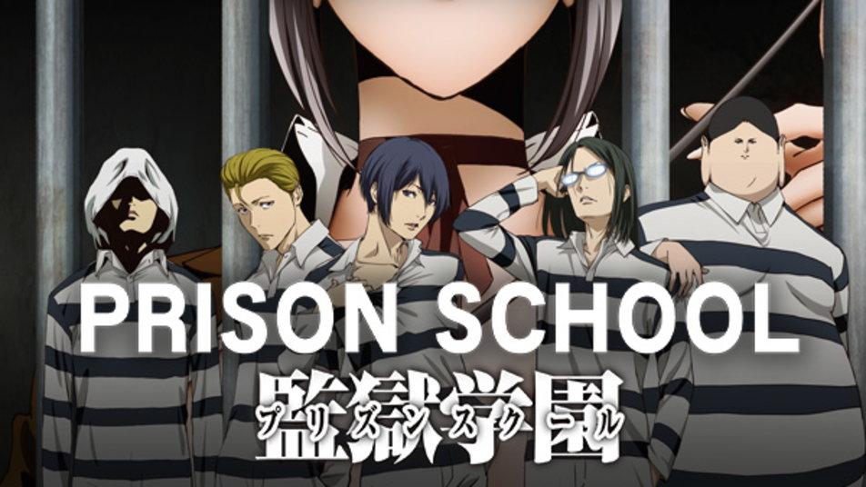Images of Prison School | 952x536