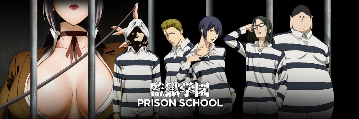 High Resolution Wallpaper | Prison School 1200x400 px