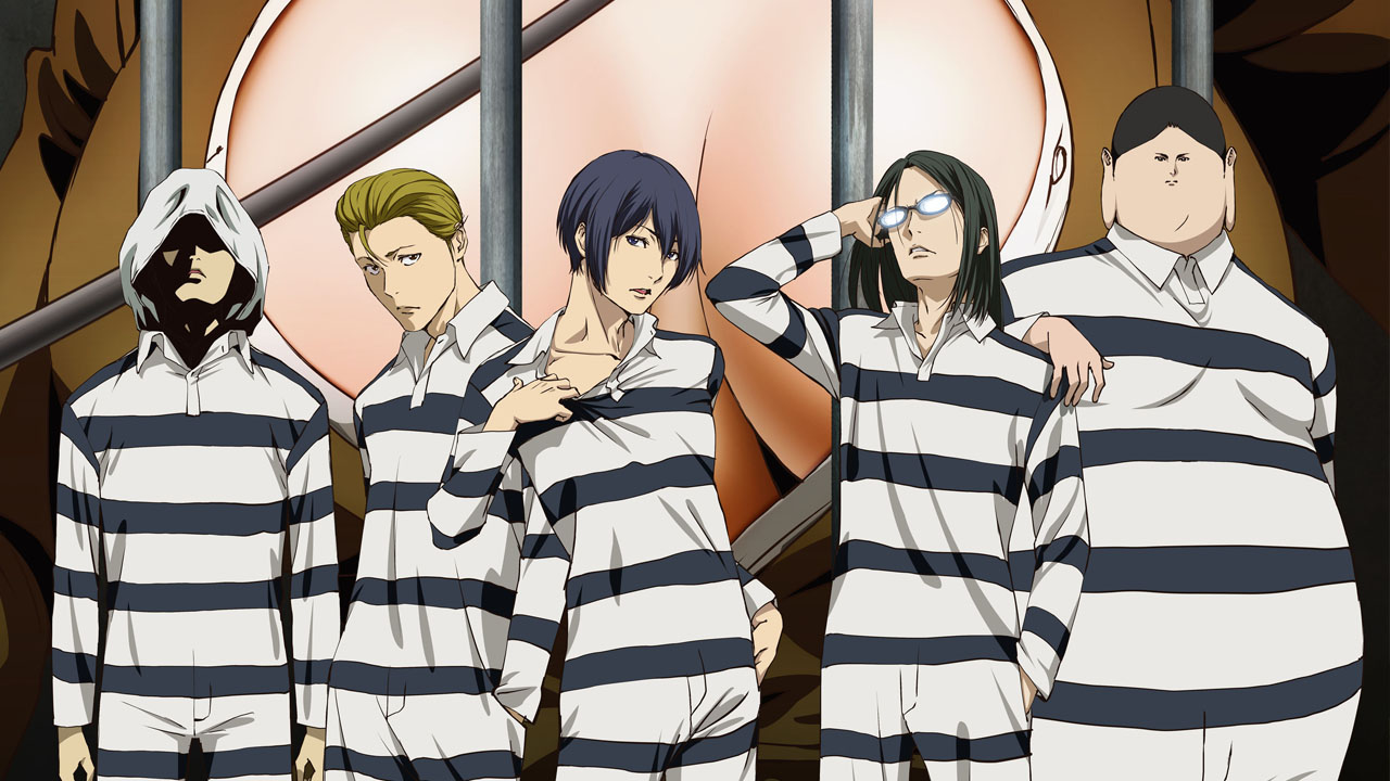 HD Quality Wallpaper | Collection: Anime, 1280x720 Prison School