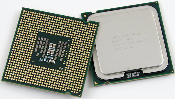 Processor Pics, Technology Collection