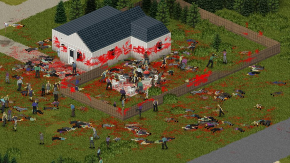 Project Zomboid Wallpapers Video Game Hq Project Zomboid