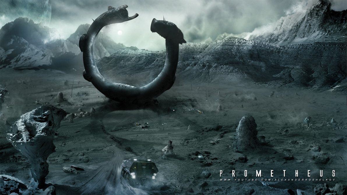Prometheus High Quality Background on Wallpapers Vista