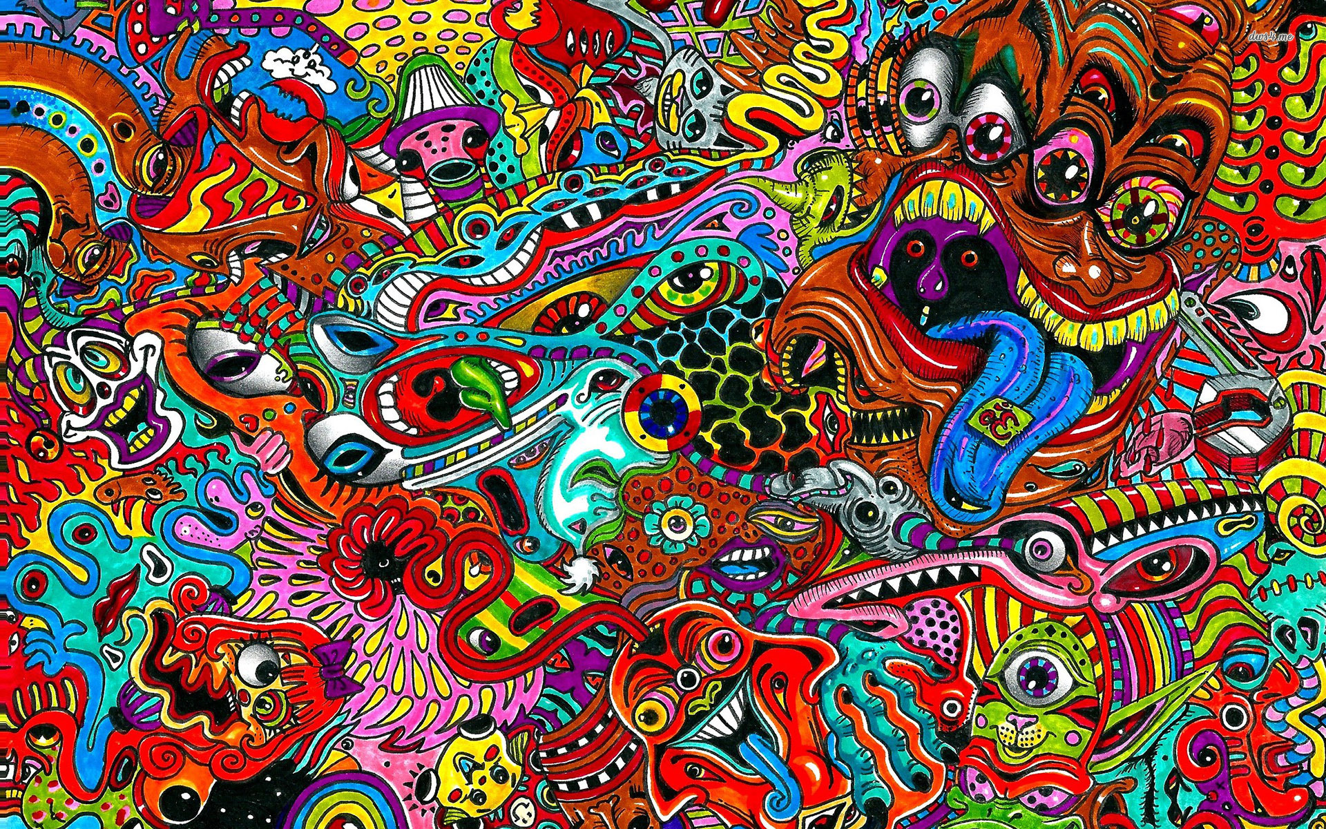 Psychedelic #7