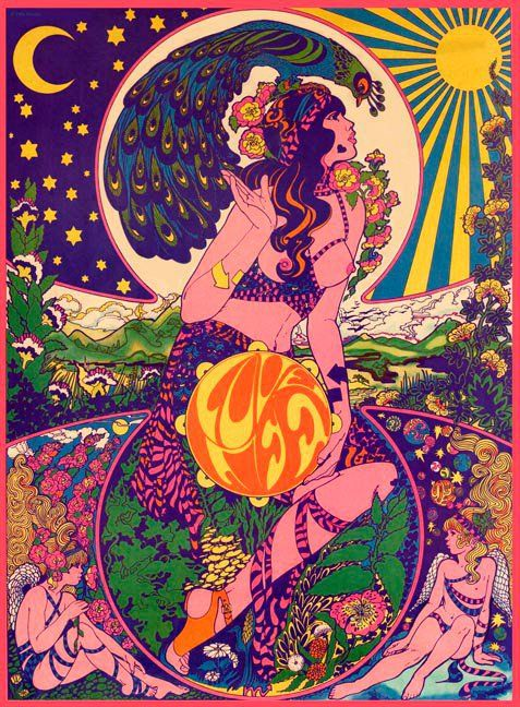 Psychedelic Pics, Artistic Collection