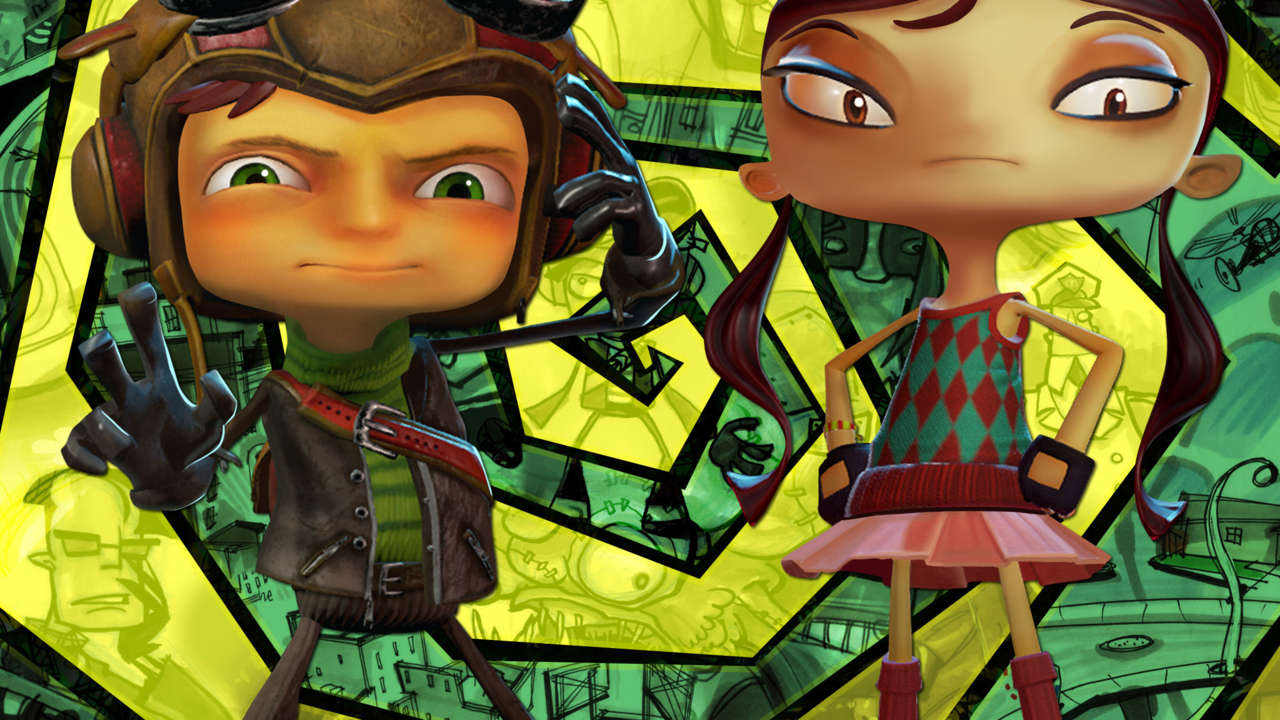 Psychonauts High Quality Background on Wallpapers Vista