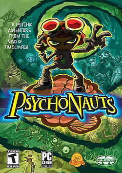 Psychonauts #12