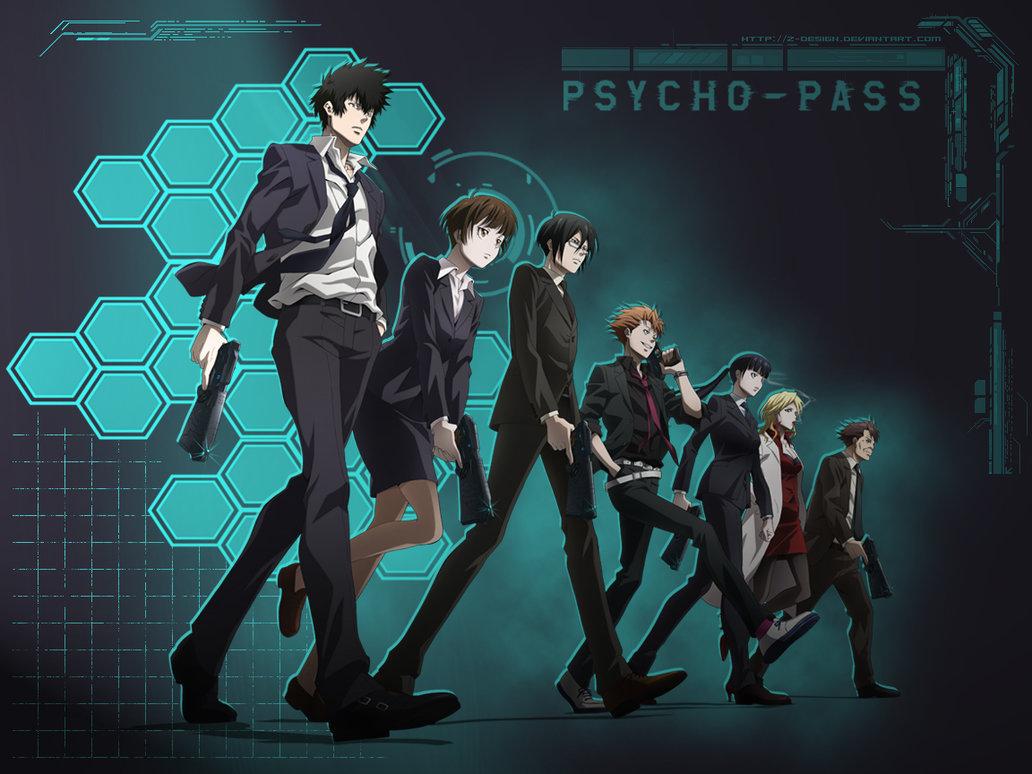 High Resolution Wallpaper   Psycho-Pass 1032x774 px