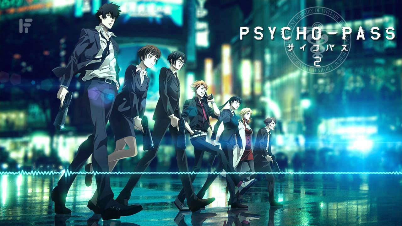 1280x720 > Psycho-Pass Wallpapers
