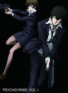 Images of Psycho-Pass   230x312