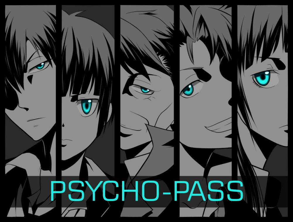 HQ Psycho-Pass Wallpapers   File 251.36Kb