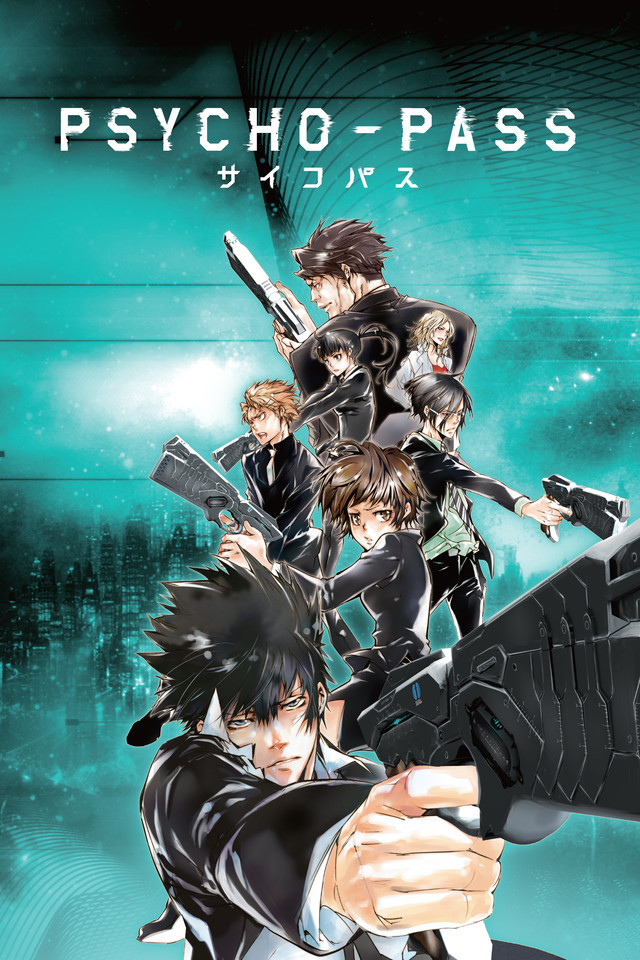 Amazing Psycho-Pass Pictures & Backgrounds