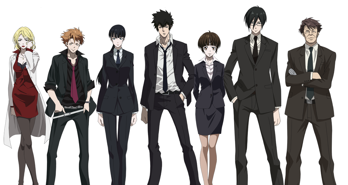 Psycho-Pass High Quality Background on Wallpapers Vista