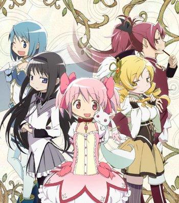 Puella Magi Madoka Magica Pics, Anime Collection
