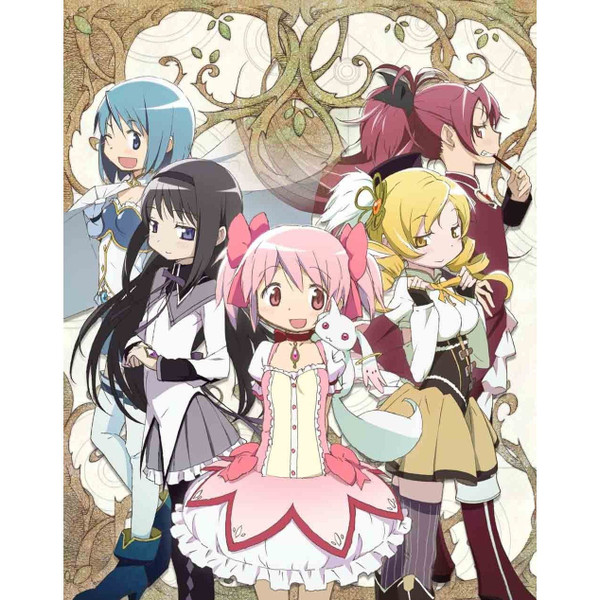 Puella Magi Madoka Magica High Quality Background on Wallpapers Vista