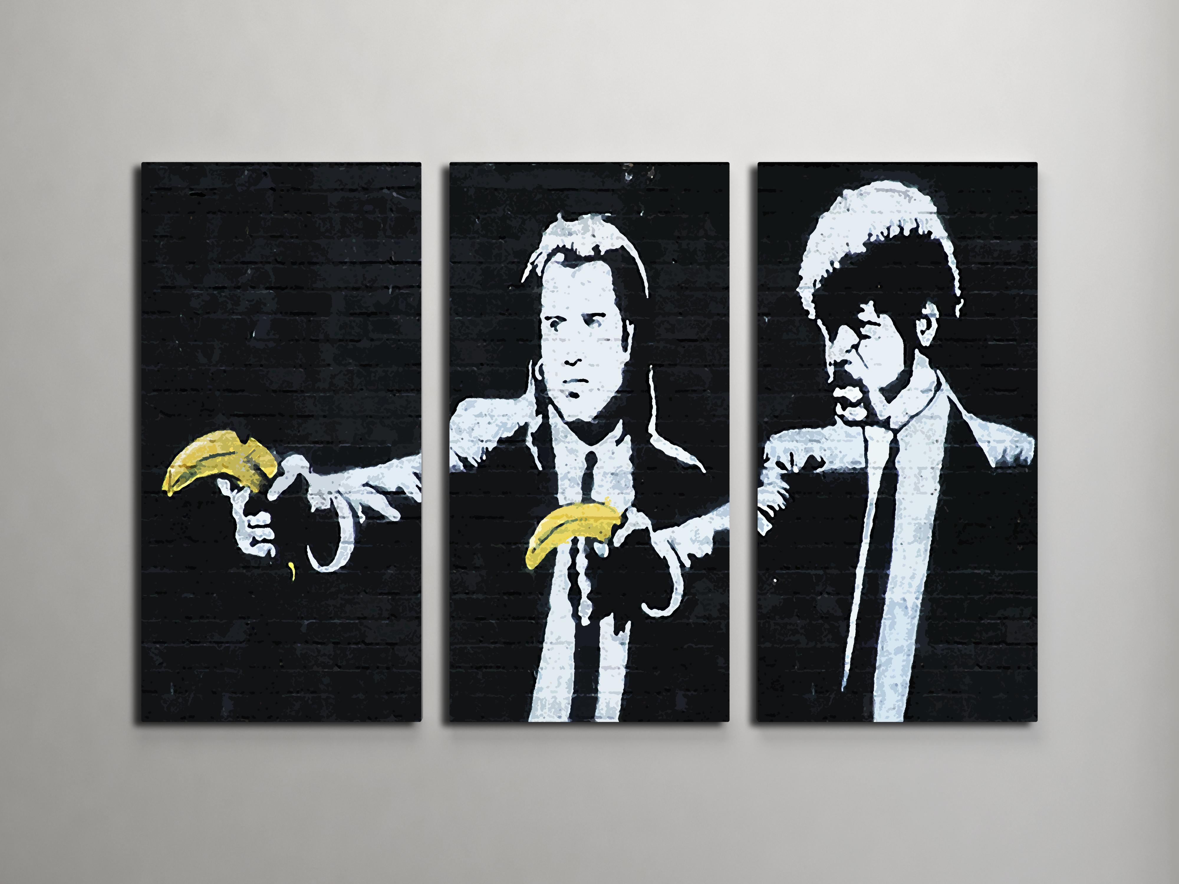 Pulp Fiction Street Art Pics, Artistic Collection