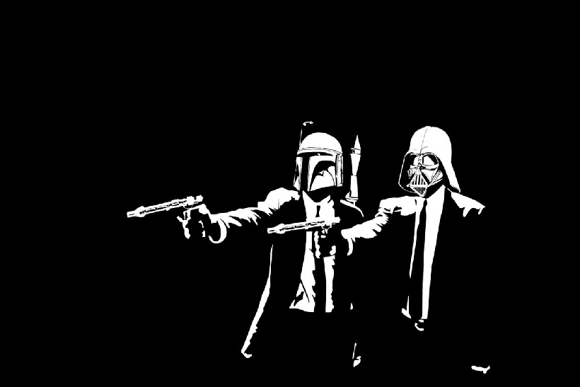 Pulp Fiction Street Art HD wallpapers, Desktop wallpaper - most viewed