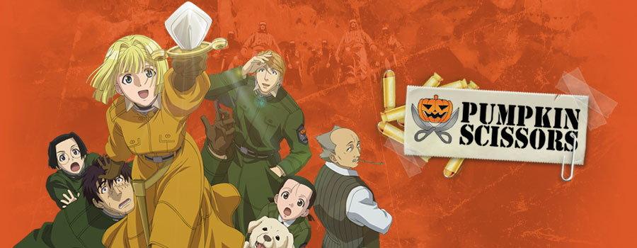 Images of Pumpkin Scissors | 900x350