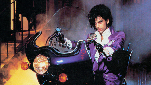 Nice wallpapers Purple Rain 580x327px