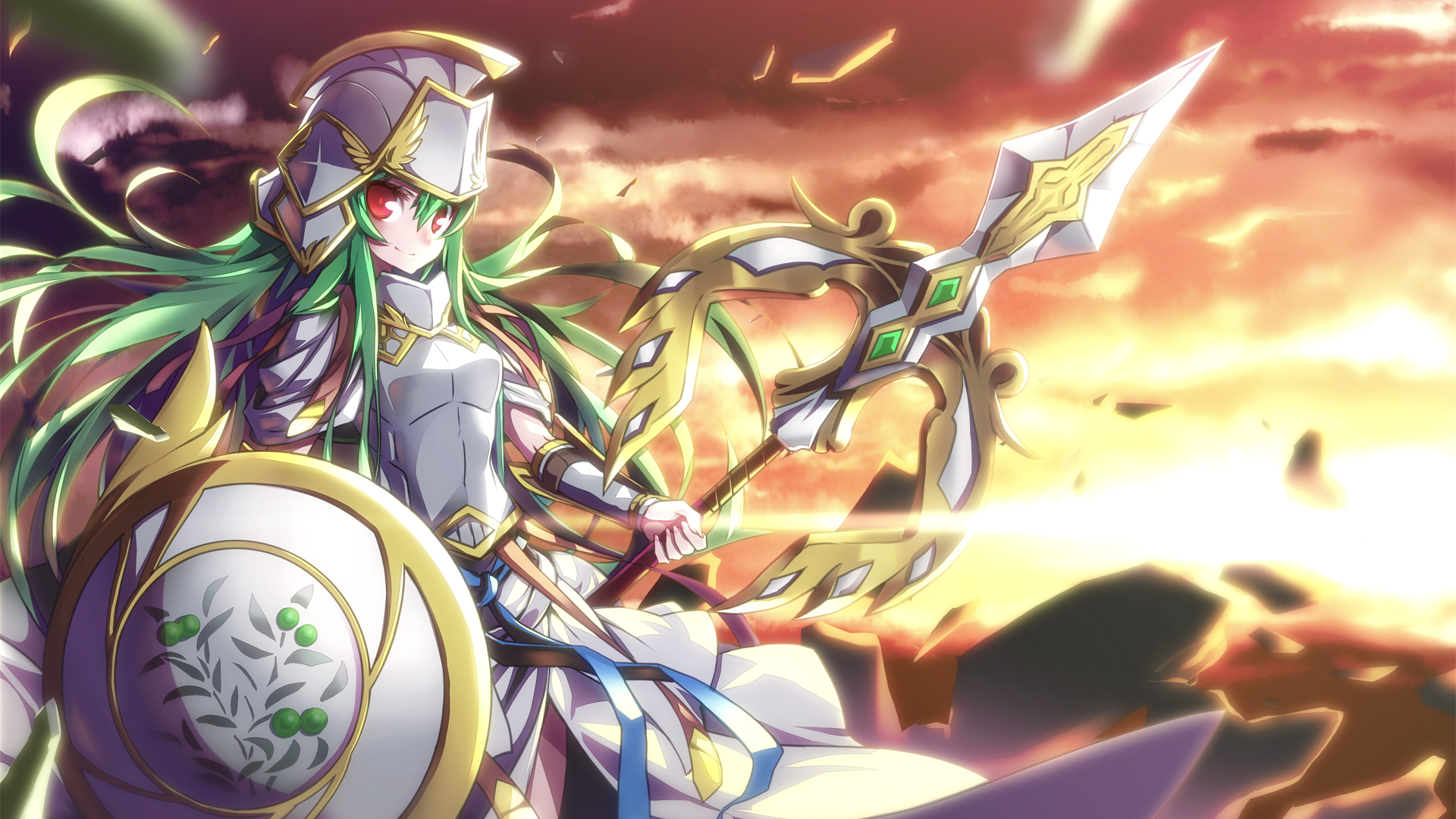 Nice wallpapers Puzzle & Dragons 1920x1080px